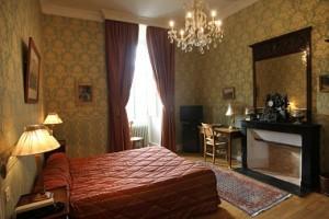 Chambres hôtel Challans Vendée Château