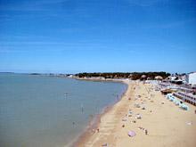 Le Gîte du Château hotel beach Challans Vendée
